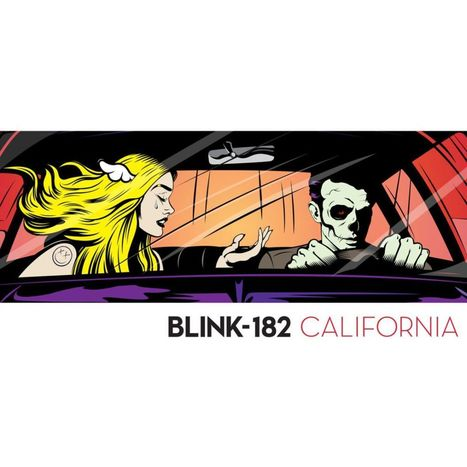 Album Review: Blink-182 – California | CLOVER ENTERPRISES ''THE ENTERTAINMENT OF CHOICE'' | Scoop.it