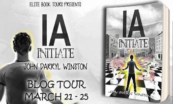 Book Wormie Spot: IA Initiate Tour + giveaway | EliteBookPromotions | Scoop.it