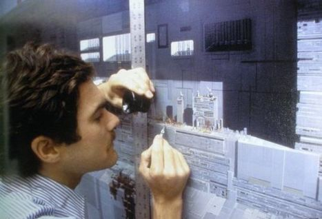 The matte paintings of the original Star Wars trilogy and their creators | Outbreaks of Futurity | Scoop.it