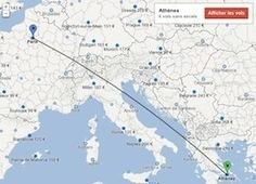Google Flights : un nouveau comparateur de vols arrive en Europe | Actualité sur Google | Scoop.it