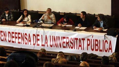 Las universidades se unen contra el ERE encubierto del Gobierno de Rajoy | Educación a Distancia y TIC | Scoop.it