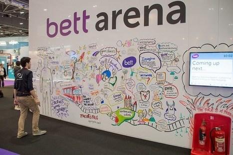 UKEdChat Media Partner for #BETT2017 | ICTmagic | Scoop.it