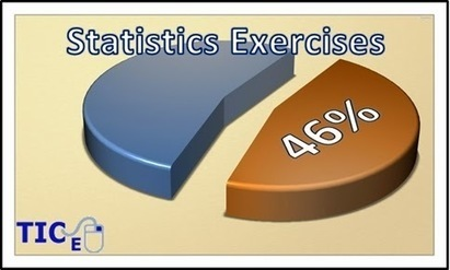 Matemáticas con Tecnología: Descriptive statistics exercises. | Mathematics learning | Scoop.it