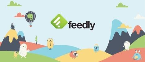 Feedly, ¿qué es, para qué sirve y cómo se utiliza? | Edumorfosis.it | Scoop.it