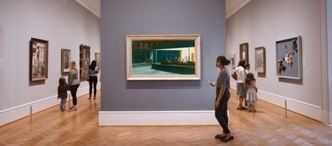 [ARTICLE CLIC] L'Art Institute of Chicago lance un nouvel outil interactif pour améliorer l'expérience de visite des familles | Clic France | Scoop.it