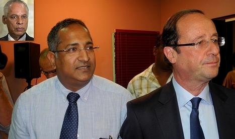 Renoncements : François Hollande n'ira pas aux Primaires, Philippe Ramdini lâche le PS  ! | Veille des élections en Outre-mer | Scoop.it