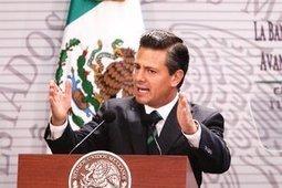 """""""El despeñadero de las Reformas causó el temblor"""", explicará EPN a G-8   Entendiendo a México   Scoop.it"""