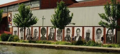 JR, Inside Out, la plus grande galerie d'art au monde | Insolite DD | Scoop.it