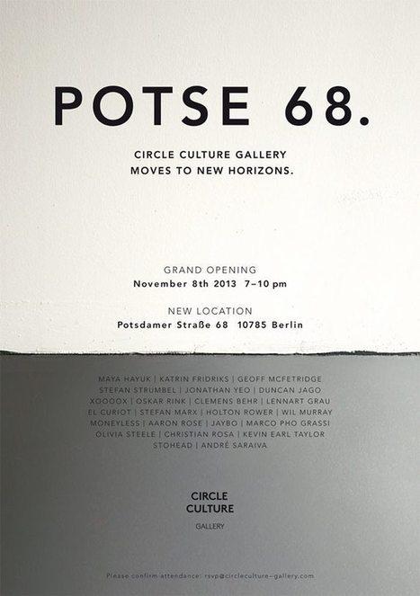 "Photo Recap Group Exhibition ""POTSE 68″ at CIRCLE CULTURE ... | International Art Scene | Scoop.it"