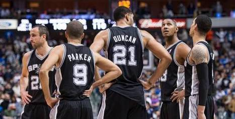 Basket - NBA - L'angoisse des Spurs   Basket ball , actualites et buzz avec Fasto sport   Scoop.it