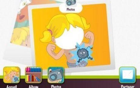Le rhume au centre d'une application iPhone pour les enfants | Marketing | Scoop.it