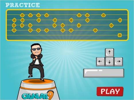 Gangnam Style Dance | Jogos no SCOOP it | Scoop.it
