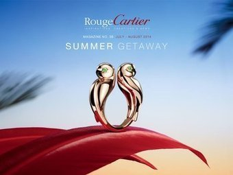 Cartier directs reader experience via branded magazine's summer edition - Luxury Daily - Multichannel | Luxury moments | Scoop.it