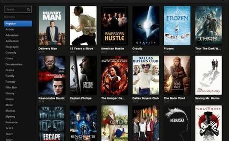 Streaming illégal: Popcorn Time, le nouveau cauchemar d'Hollywood   crucruella   Scoop.it