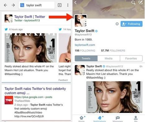 4 conseils pour afficher les Tweets dans Google Search mobile - #Arobasenet.com | Outils webmarketing pour professionnels du tourisme | Scoop.it