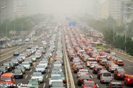Actualité > En Chine, la pollution réduit l'espérance de vie | Une démographie qui bouleverse les équilibres | Scoop.it