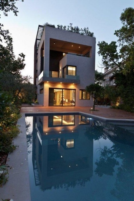 Filothei Home by GEM Architects | Awesome Architecture | Scoop.it