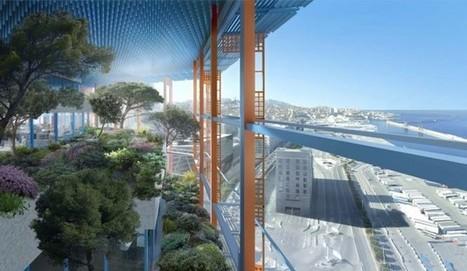 A Marseille, Constructa entame l'élévation de La Marseillaise de Jean Nouvel - Chantiers | Actualité immobilier d'entreprise | Scoop.it