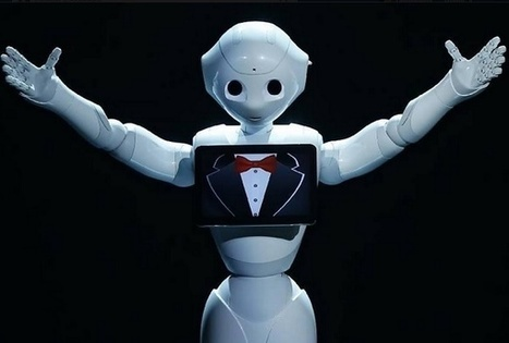 SoftBank: Company's Humanoid Robot Pepper to Go On Sale Saturday in Japan | Technology in Business Today | Scoop.it