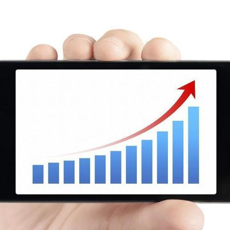 Mobile Advertising Prices Up 50% in Q4 | Advertising in the mobile space | Scoop.it