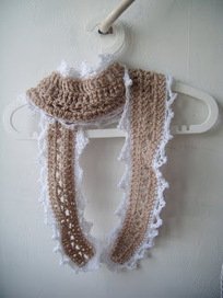 Free Romantic Summer Shawl Pattern | Needle and Hook Patterns-all free | Scoop.it