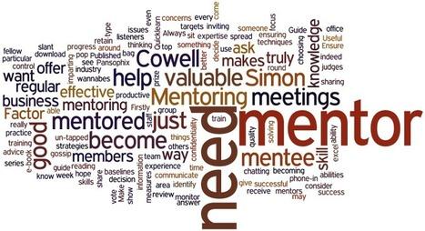 Les types de mentor que tout entrepreneur devrait avoir | start-ups et entrepreneurs | Scoop.it