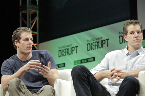 Winklevoss Twins Eat, Sleep, Breathe Bitcoin | TechCrunch | Internet Partnership | Scoop.it