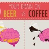Let's scientifically break down how coffee and beer affect your brain... | Inspiration Cloud | Scoop.it