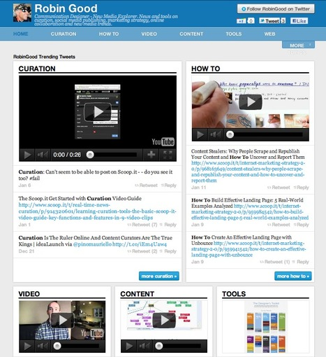 "Auto-Curate Your Twitter Stream: Twylah Showcases Your Best Content ""In Context"" 