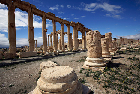 US places import restrictions to protect Syrian artifacts   News in Conservation   Scoop.it
