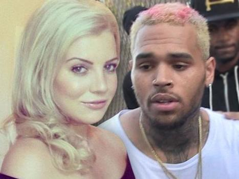Chris Brown Accuser -- Text Vowing to 'Set Him Up' ... Authenticity in Question | CelebNest | celebrities | Scoop.it