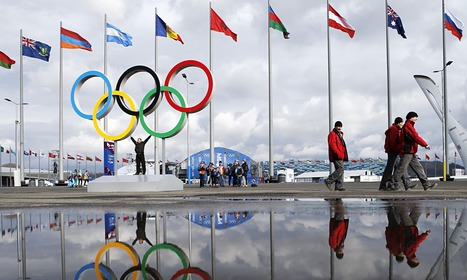 5 reasons why Sochi's Olympics may be the most controversial Games yet | Canadian Olympic Committee - Sochi 2014 | Scoop.it