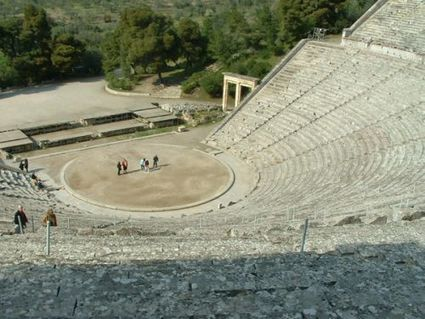Desvelado el misterio acústico del teatro de Epidauro   LVDVS CHIRONIS 3.0   Scoop.it