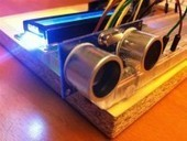 Tutorials with Arduino: Range Sensor with LCD and 7 segment led #display #arduino | TPE 1S1 2013-2014 | Scoop.it