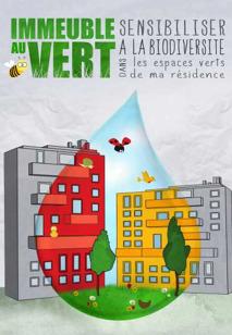 Un guide pour sensibiliser les résidents à la biodiversité dans les espaces verts de votre immeuble | D'Dline 2020, vecteur du bâtiment durable | Scoop.it