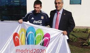 Messi: 'Estoy con Madrid 2020' - MARCA.com | futbol | Scoop.it