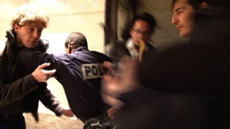 La police coffre une journaliste lors d'une opération de Jeudi Noir - Rue89 | 694028 | Scoop.it