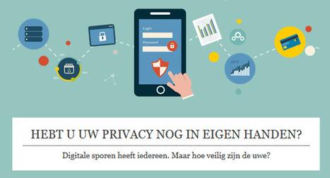 """Hoe """"privacygevoelig"""" ben jij? Test het bij De Standaard » datapanik.org   Privacy   Scoop.it"""