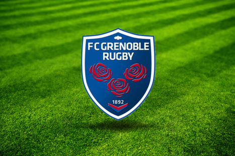 Interview Thomas Bianchin responsable communication et relations presse du FC Grenoble Rugby | Sponsoring Sportif | Scoop.it