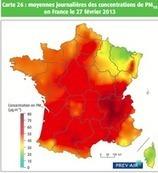 Polluants atmosphériques: dépassements chroniques | Toxique, soyons vigilant ! | Scoop.it