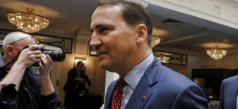«On a taillé une pipe aux Américains», estime le ministre des Affaires étrangères polonais | Autres Vérités | Scoop.it