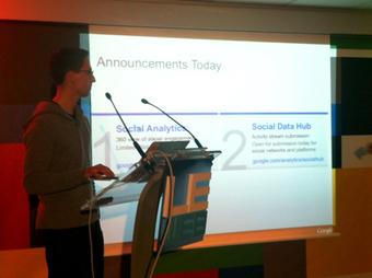 LeWeb'11 : Google va étendre le champ d'action de Google Analytics à tous les réseaux sociaux | Un noeud dans le mouchoir des médias sociaux | Scoop.it