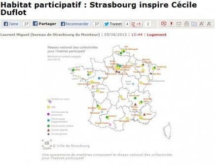 Habitat participatif : Strasbourg inspire Cécile Duflot | Immobilier participatif | Scoop.it