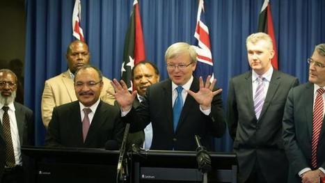 Making things happen: race, borders & the state - Left Flank | Asylum seekers in detention – Australia | Scoop.it