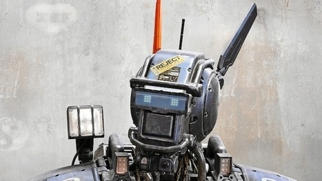 A small step for Chappie, a giant leap for science fiction's narrative - Mail & Guardian Online   Geek Stuffs   Scoop.it