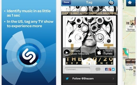 The New Shazam Is an Advertising Bug for Your House - The Atlantic Wire | audio branding | Scoop.