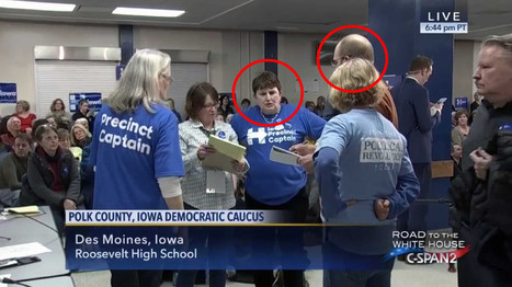 Clinton Caucus Caught on Camera Committing Voter Fraud in Iowa? | Global politics | Scoop.it