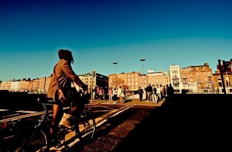 Bicycle Revolution or Urban Fad? | urban pioneers | Scoop.it