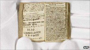 Le musée des soeurs Bronte veut désespérément acheter un manuscrit | BiblioLivre | Scoop.it