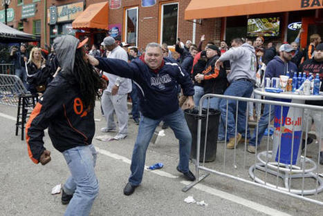 How drunk sports fans helped spark Saturday night's post-protest violence | News from around the Globe | Scoop.it